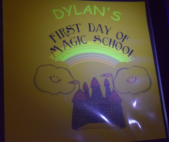 First Day of Magic School